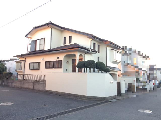 外壁塗装 伊豆の国市I様邸