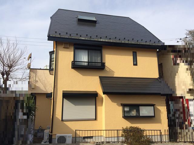 外壁塗装,屋根塗装 三島市K様邸