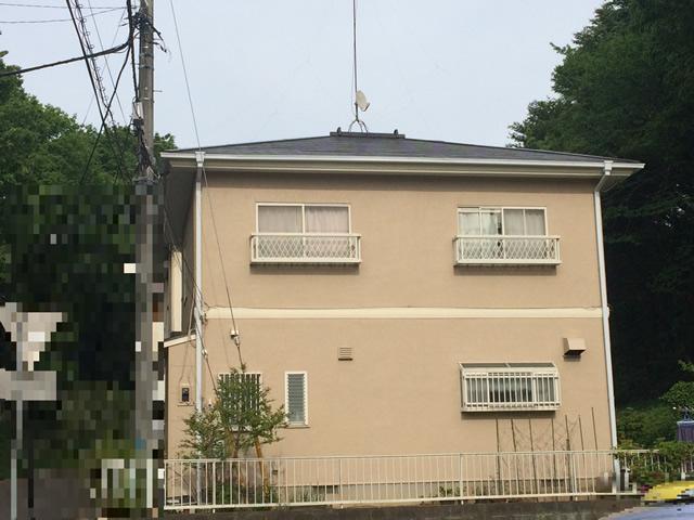 外壁塗装,屋根塗装 伊豆の国市K様邸