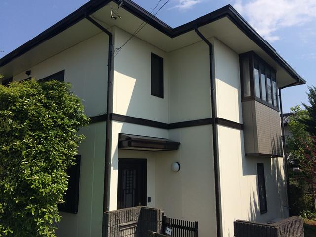 外壁塗装,屋根塗装 富士市M様邸