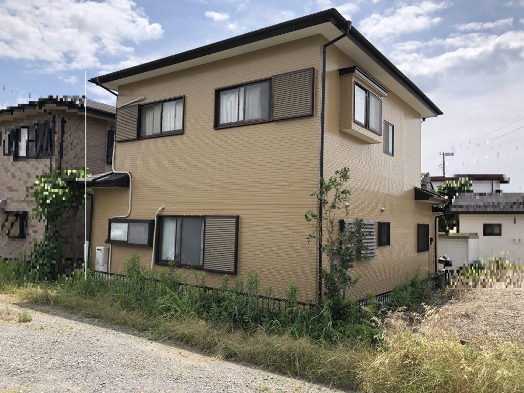 外壁塗装 伊豆の国市S様邸