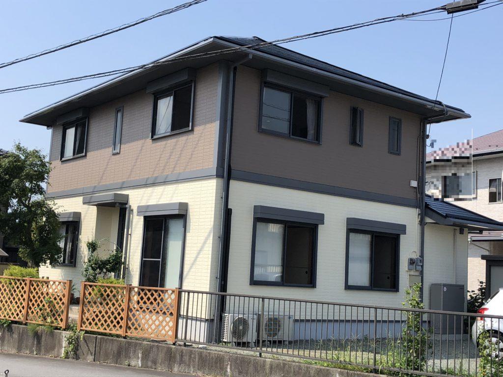外壁,屋根塗装 御殿場市 T様邸