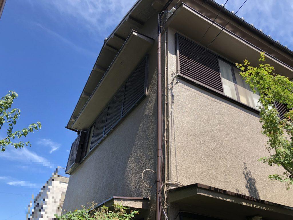 外壁塗装 沼津市 T様邸