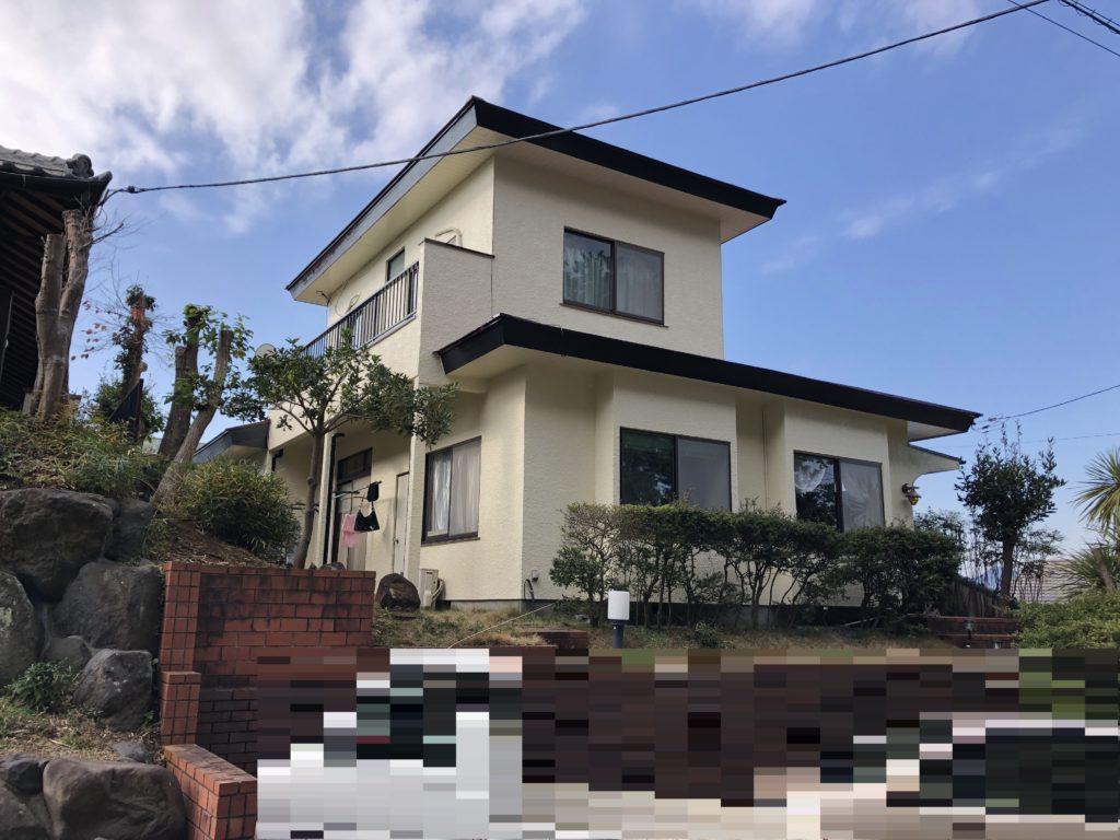 外壁塗装,屋根塗装 伊豆の国市 Y様邸