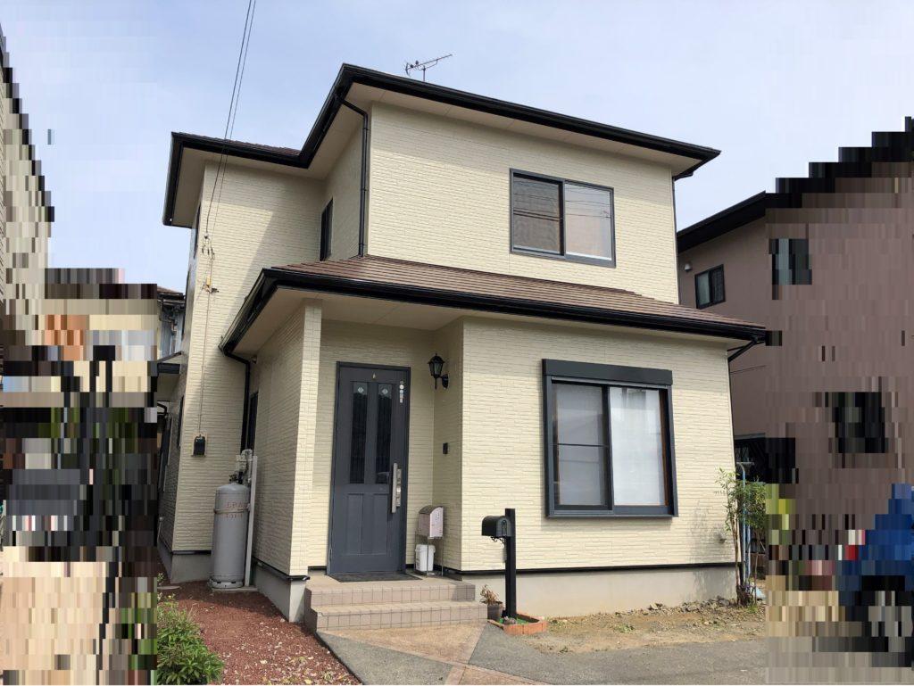 外壁,屋根塗装 伊豆の国市 S様邸