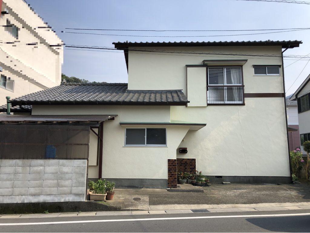 外壁塗装 伊豆の国市 K様邸