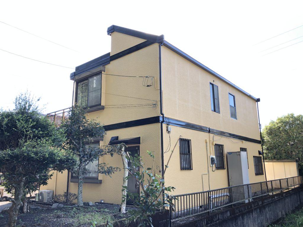 外壁塗装,屋根塗装工事 裾野市 K様邸