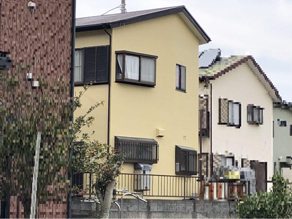 外壁塗装 屋根塗装 裾野市 K様邸