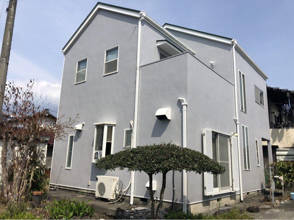 外壁塗装 屋根塗装 富士市 M様邸